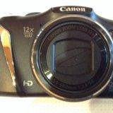 Фотоаппарат canon powershot sx 130 is (pc1562. Фото 1.