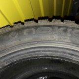 R15 зимние шины. Фото 2.