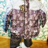 Комплект зима(куртка+штаны)новый. Фото 1.