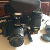Зеркальный фотоаппарат canon d 550. Фото 2.