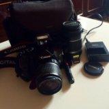 Зеркальный фотоаппарат canon d 550. Фото 3.