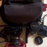 Зеркальный фотоаппарат canon d 550. Фото 4.
