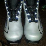 Лыжные ботинки. бренд nordway. Фото 2. Богородск.