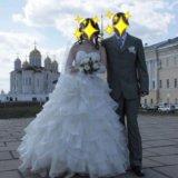 Свадебное платье. Фото 3. Владимир.