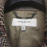 Пальто (короткое) karen millen. Фото 3. Москва.
