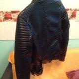 Продам новая кож.куртка. Фото 2.
