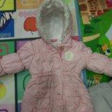 Полукомбинезон и куртка baby yo. Фото 2.