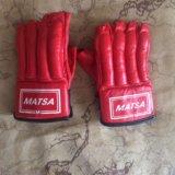 Перчатки для занятий карате. Фото 1. Орел.