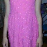 Платье zara kids. Фото 4. Фрязино.