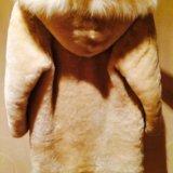 Шубка на девочку 5 лет. Фото 1. Чита.