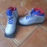 Лыжные ботинки, размер 34. Фото 1. Москва.