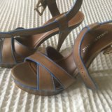Туфли новые карло пазолини, размер 37. Фото 3.