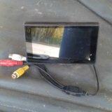 Монитор для дополнительной видеокамеры. Фото 2.