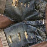 Джинсовые шорты. Фото 1. Рязань.