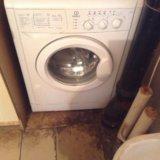 Машина стиральная indesit. Фото 1.