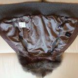 Меховая жилетка punto leatherfur. Фото 3.