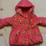 Куртка новая mothercare. Фото 2. Москва.