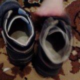 Детские ботинки. Фото 2.