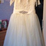 Свадебное платье. Фото 4. Калининград.