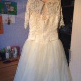 Свадебное платье. Фото 3. Калининград.