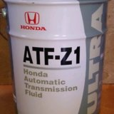 Honda atf z-1, розлив, цена за 1 литр. Фото 1. Красноярск.