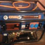 Газовый генератор 5,5 квт. Фото 1.