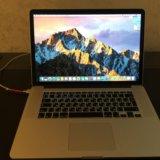Продам macbook pro 15 retina конец 2013. Фото 1.