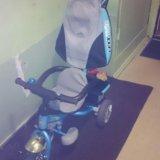 Детский трехколесный велосипед. Фото 2.