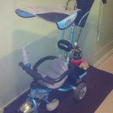 Детский трехколесный велосипед. Фото 3.