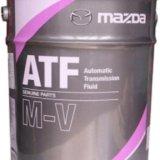 Atf m-v для акпп 20л k020-w0-047e (на розлив). Фото 1. Красноярск.