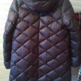 Зимнее пальто новое!!!. Фото 3.