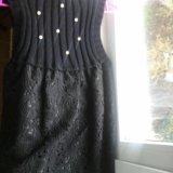 Туника платье. Фото 1.