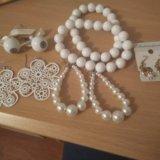 Сережки браслеты пирсинг для пупка. Фото 1.