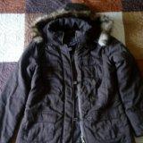 Куртка женская парка. Фото 1.
