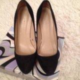 Туфли черные. Фото 1.