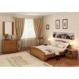 Кровать 160*200 выставочный образец. Фото 1.
