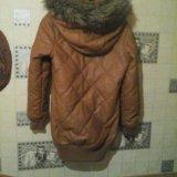 Зимнее пальто. Фото 1. Чудово.