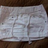 Белая юбка. Фото 3.