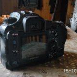 Pentax k10d. Фото 1.