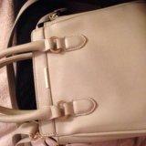 Кожаная стильная сумка mexx. Фото 2. Москва.