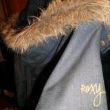 Женская куртка фирмы roxy, размер 44 (м). Фото 2. Санкт-Петербург.