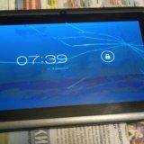 Продаю на запчасти б.у. планшет lentel e-tpc07b. Фото 1. Железнодорожный.