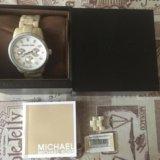 Часы michael kors mk5625 в серебре оригинал. Фото 1.