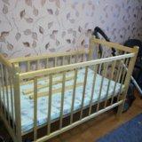 Кроватка детская. Фото 1. Магнитогорск.