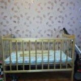 Кроватка детская. Фото 2. Магнитогорск.