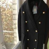Пальто из коллекции h&m balmain. Фото 1. Екатеринбург.