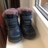 Ботинки на меху. Фото 3.