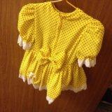 Детское нарядное платье. Фото 1. Каменск-Уральский.