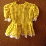 Детское нарядное платье. Фото 2. Каменск-Уральский.