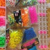 Набор для плетения из резиночек. Фото 3. Красноярск.